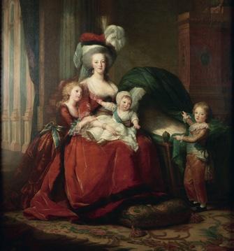 ParisUpdate-GrandPalais-Vigée-LeBrun-Marie-Antoinette-et-ses-enfants