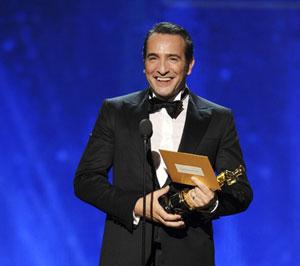Paris Update Oscars Dujardin