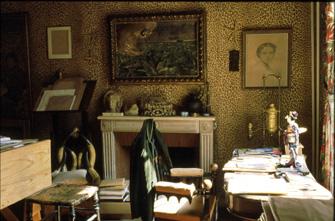 Maison Jean Cocteau, Milly-la-Forêt, France