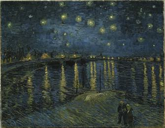 Paris-Update-MuseeOrsay-BeyondtheStars-14. Van Gogh Nuit étoilée
