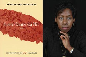 Paris Update Scholastique Mukasonga Notre Dame du nil