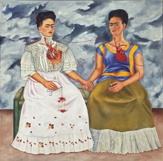 ParisUpdate-Mexico-GrandPalais-Kahlo-les deux Frida