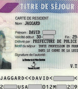 carte de résident permanent france The Luck of the Draw, Part Two: How I Got French Residency | Paris