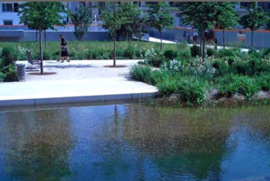 Parc de Billancourt & Jardin de l'Ile Seguin