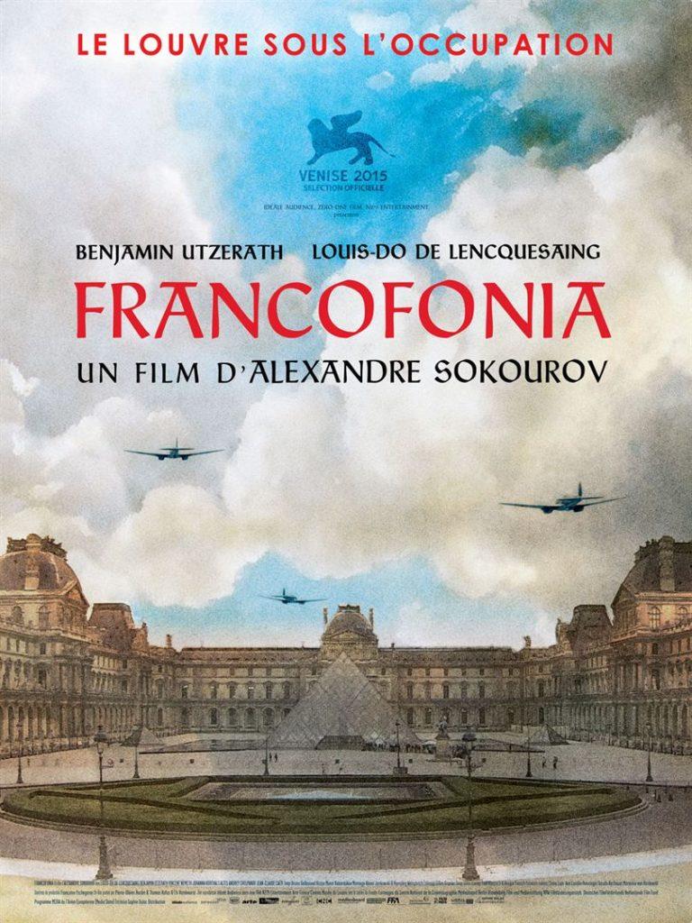 Francofonia: Le Louvre sous l'Occupation