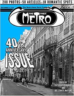 The Paris Metro 40th Anniversary Issue