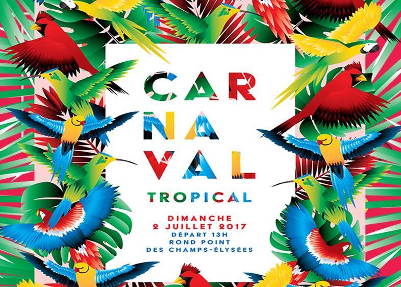 Paris update events paris update - Carnaval tropical de paris 2017 ...