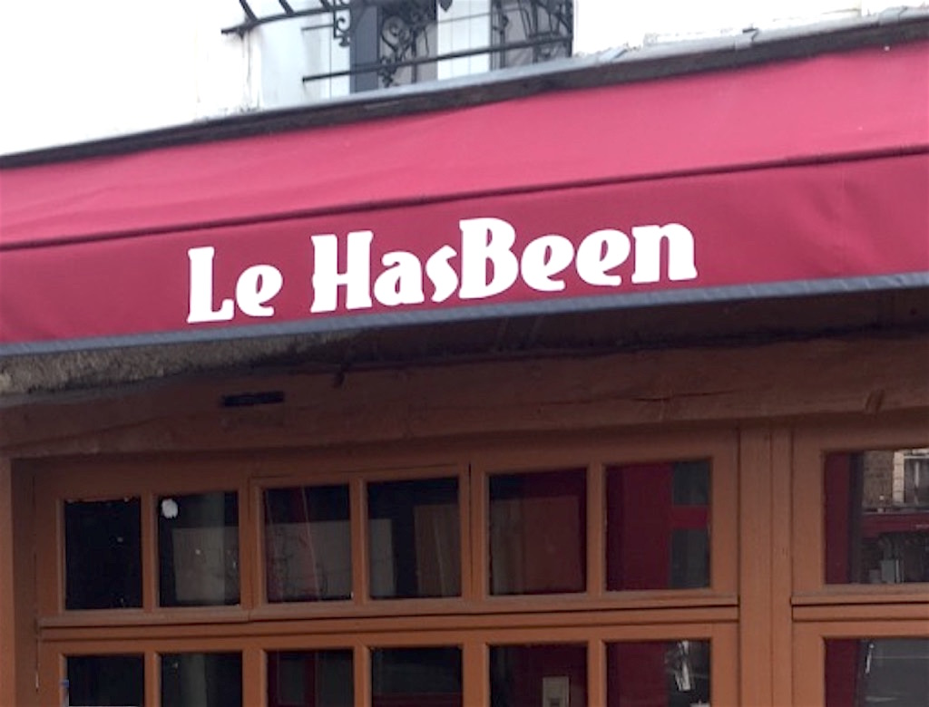 Paris Is Still Paris: The Proof in Pictures (of Weird English Shop Signs)