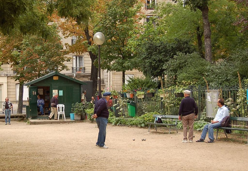 Sports in France: The Plebian Pleasure of Pétanque