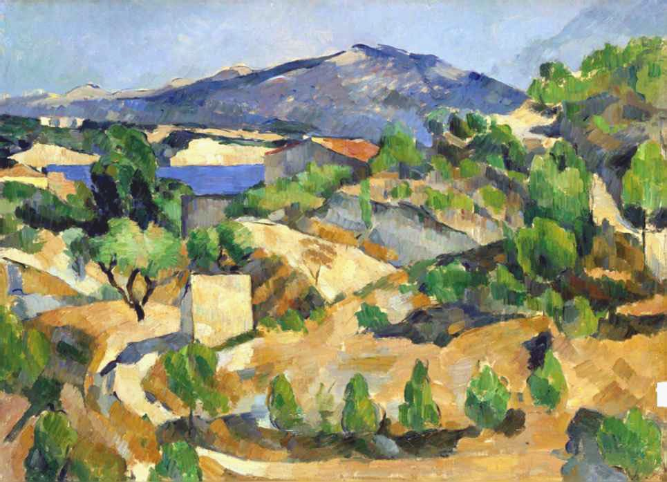 Cézanne: Le Chant de la Terre
