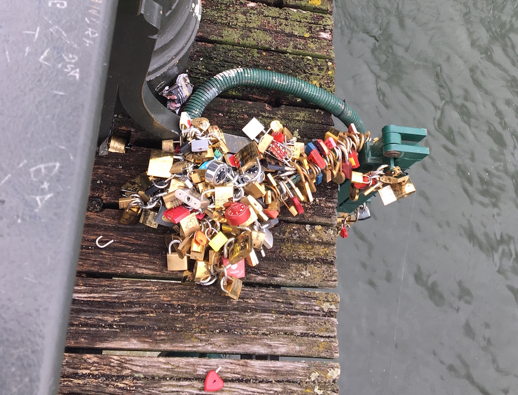 Love Locks in Paris: The Fake Tradition From Hell