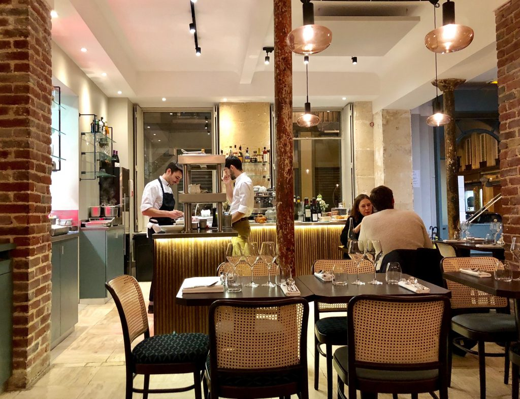 Eels the hottest new restaurant in paris with reason