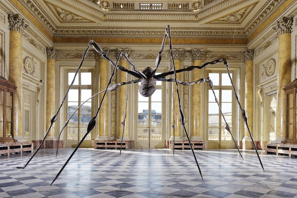 """""""Spider,"""" by Louise Bourgeois."""