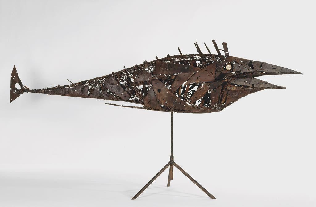 """""""César, """"Sturgeon"""" or """"The Fish"""" (1954), Centre Pompidou"""