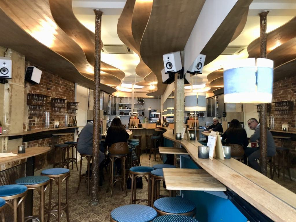 Coup d 39 il restaurant paris simple honest top quality food paris update - Coup d oeil telemoustique ...