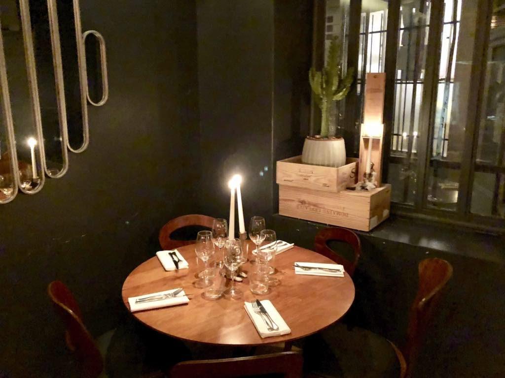 Mr T Restaurant Paris