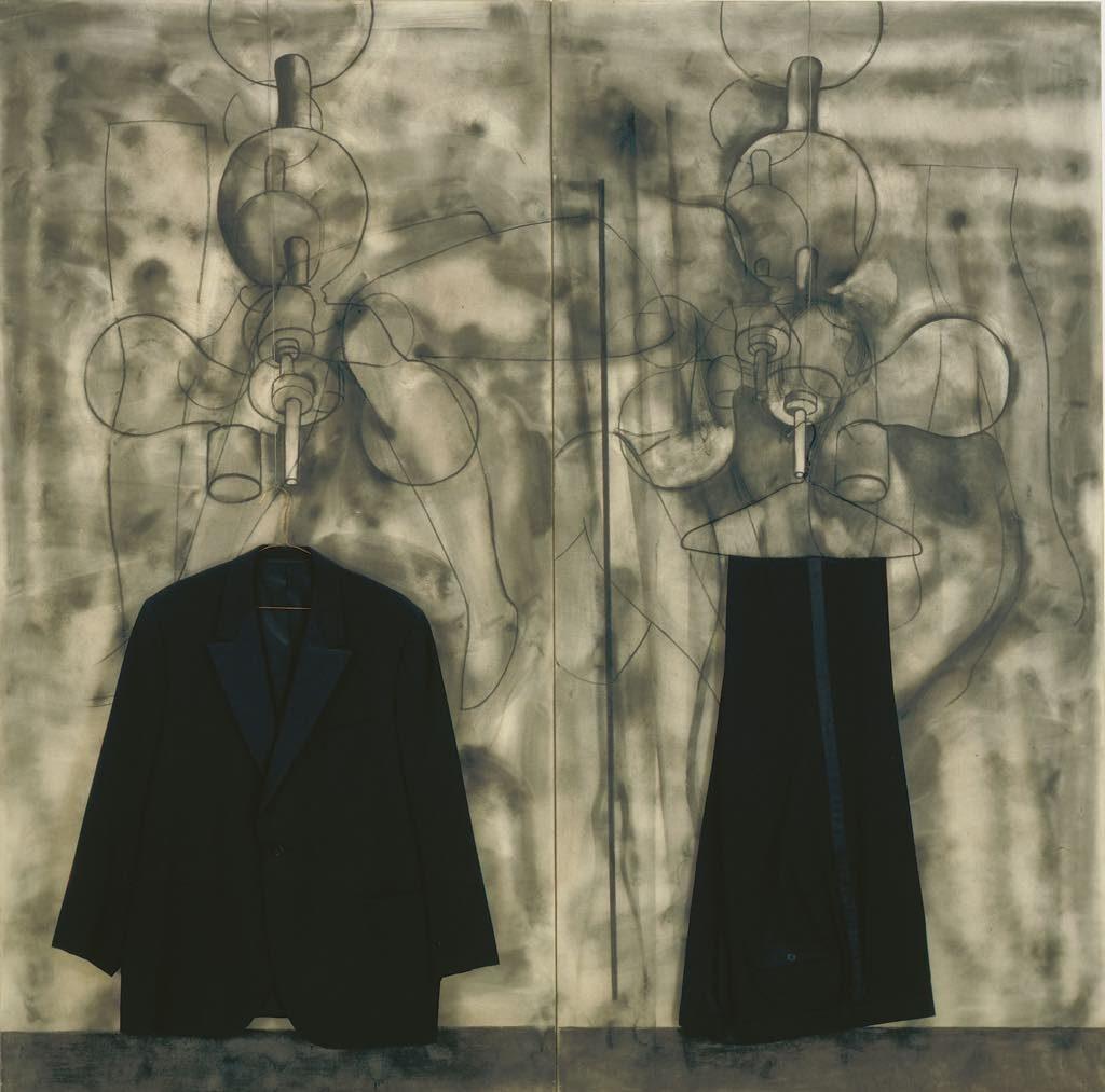 Jim Dine, Centre Pompidou, Paris