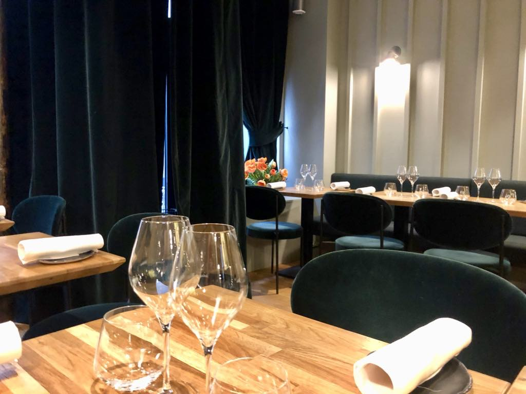 The Paris Update Restaurant Awards 2019