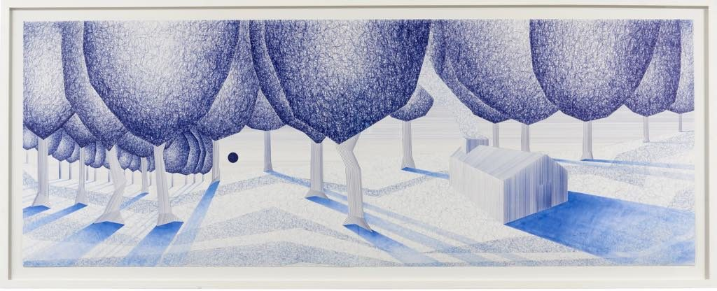 """""""Malcomportement dans la Prairie"""" (2012), by Charles Laib Bitton. © Charly Gosp_Courtesy Collection BIC"""
