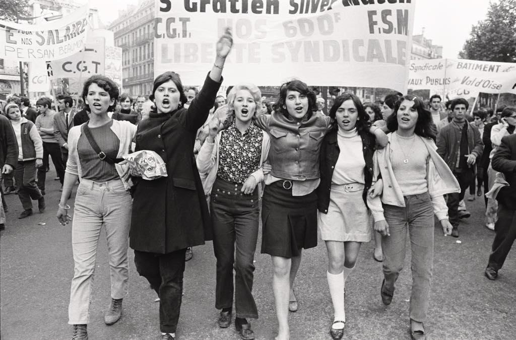 Gilles Caron: May 1968