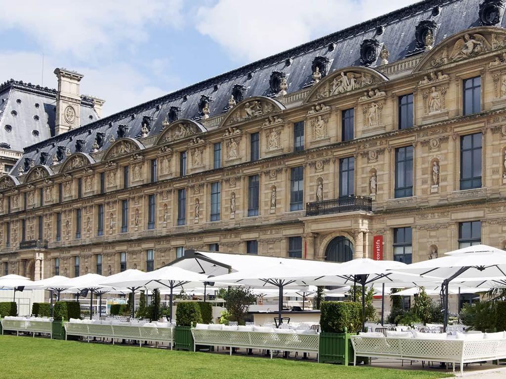 10 best restaurant terraces in paris paris update - Jardin des tuileries restaurant ...