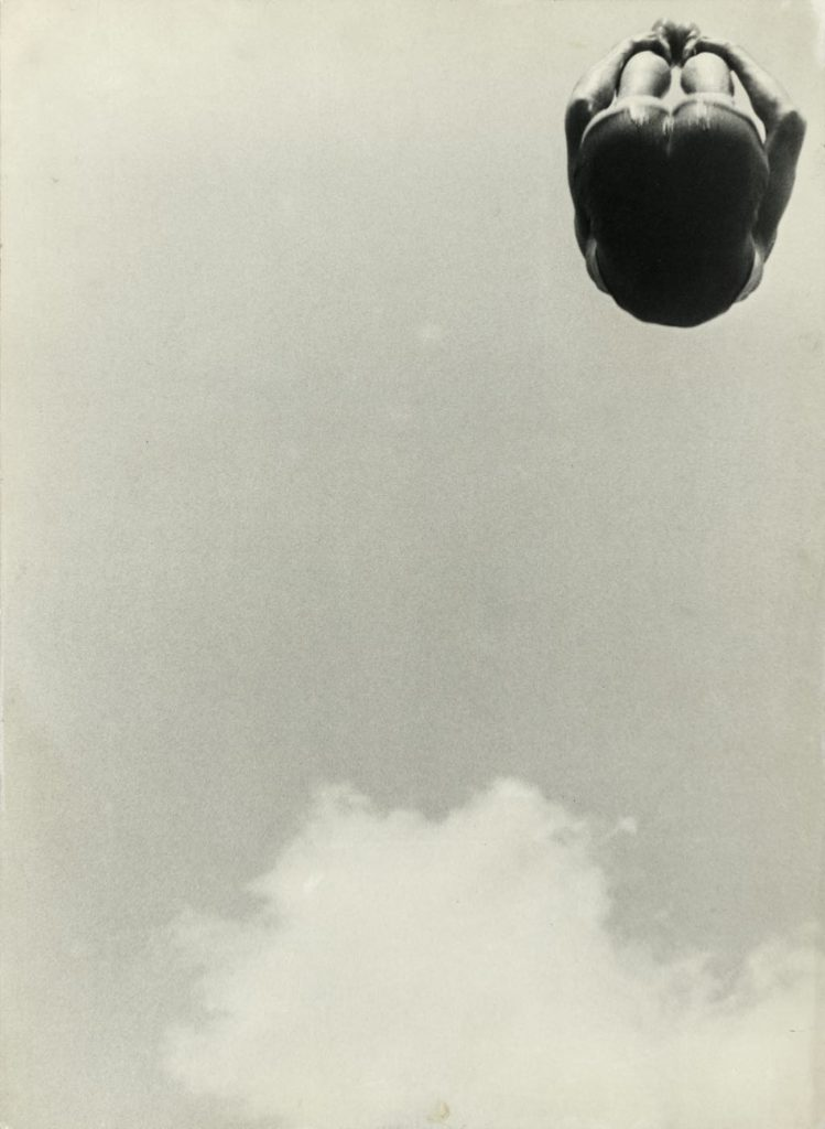 """Un Saut"" (1934), by Alexander Rodchenko. Courtesy Collection Multimedia Art Museum, Moscow/Moscow House of Photography Museum, L'Envol, Maison Rouge Paris"