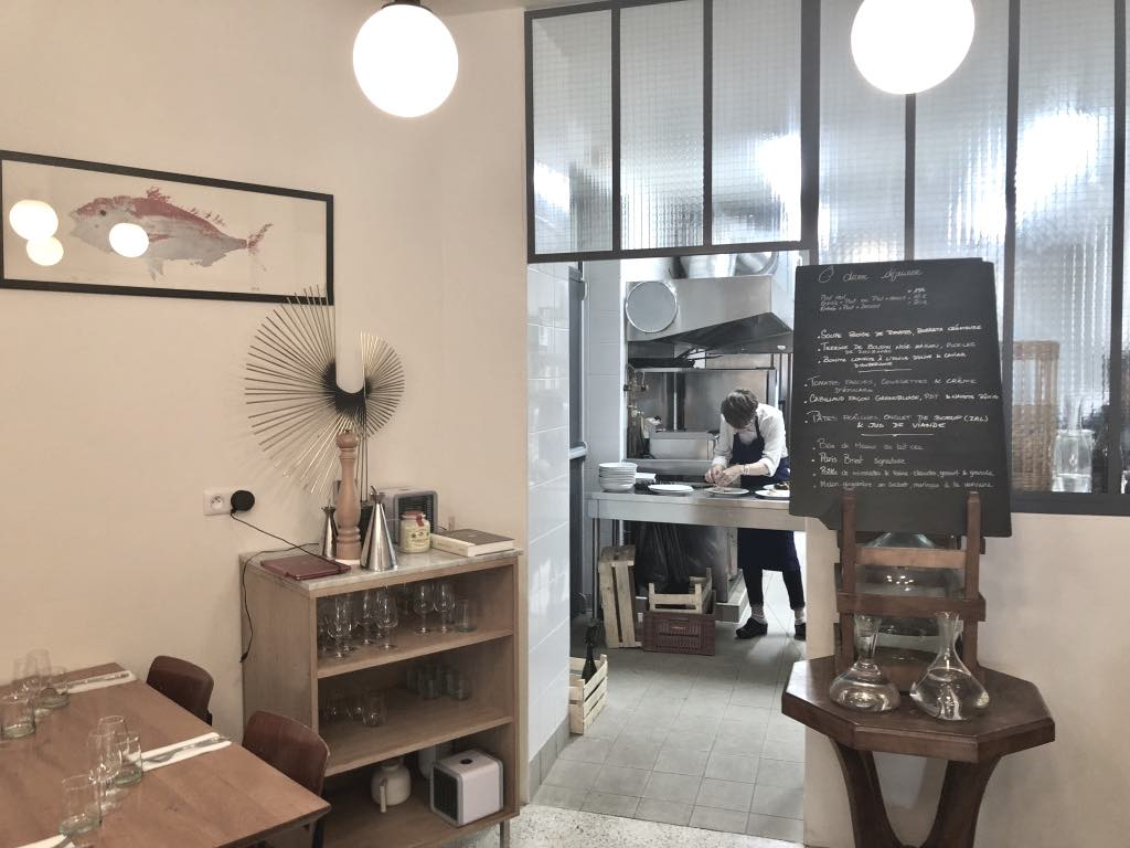 Ô Divin Restaurant