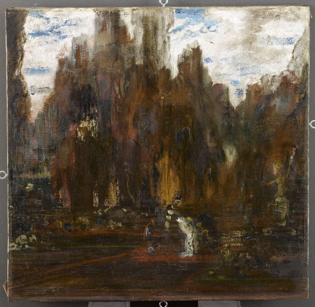 Paris, musée Gustave Moreau,