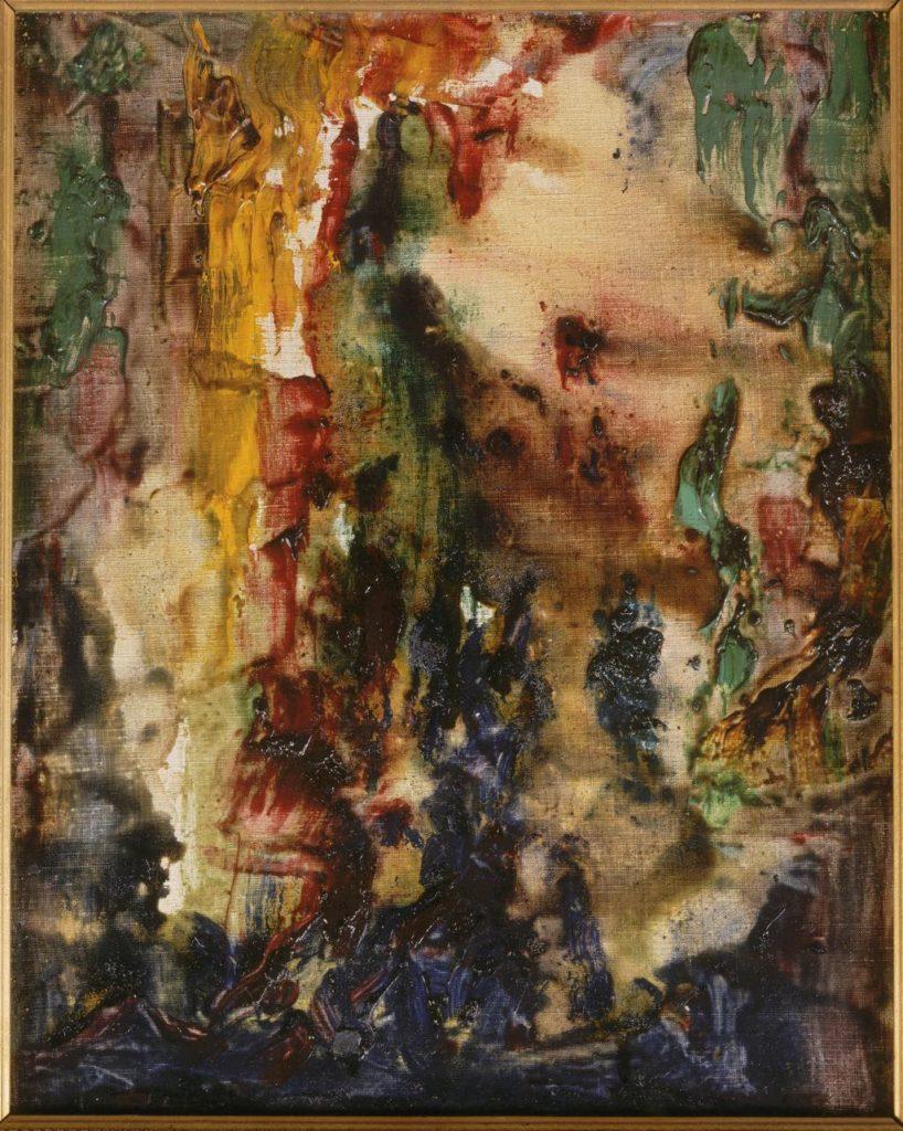 Gustave Moreau: Vers le Songe et l'Abstrait