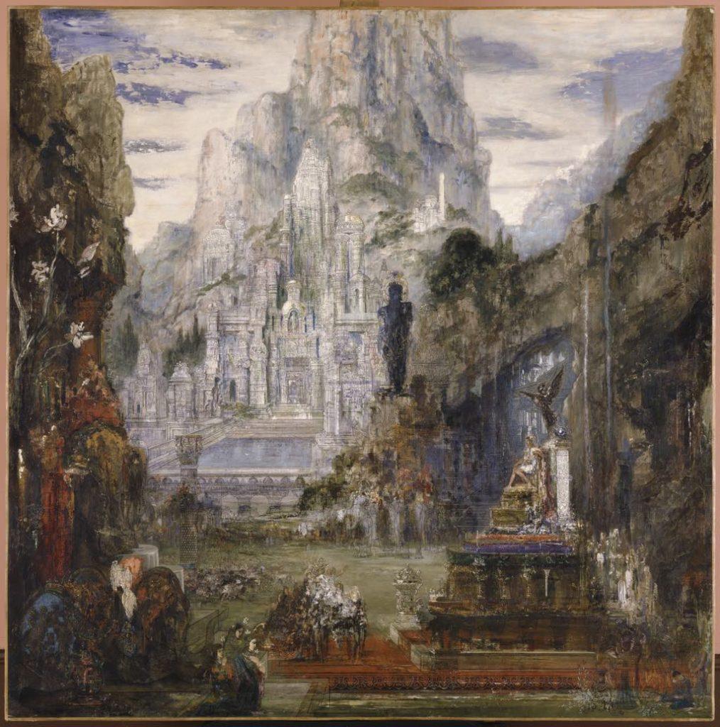 Paris, musée Gustave Moreau