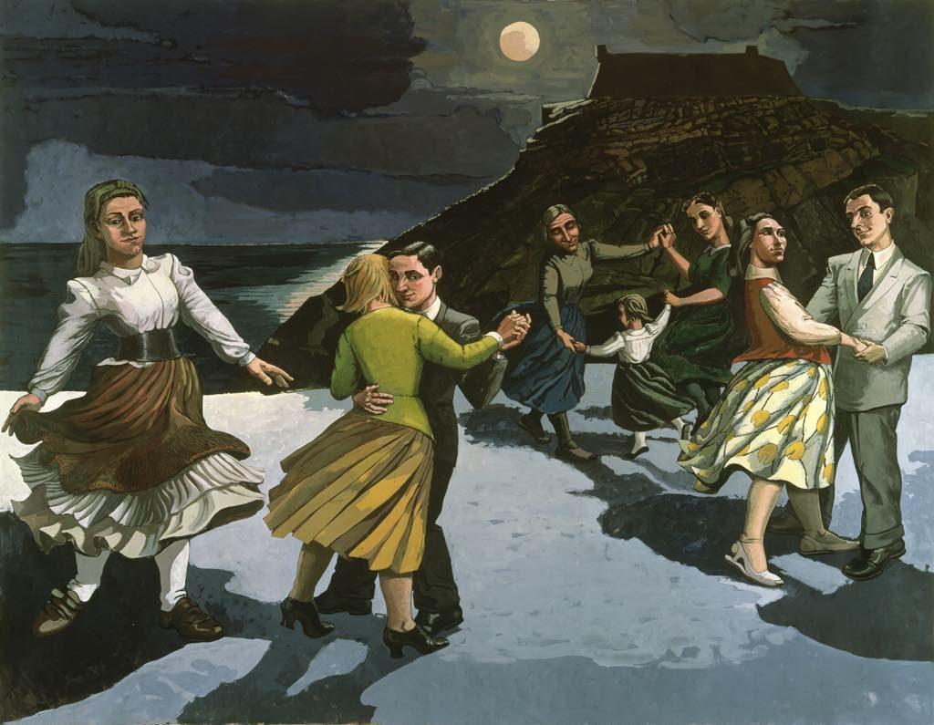 "Paula Rego, The Dance"" (1988)"