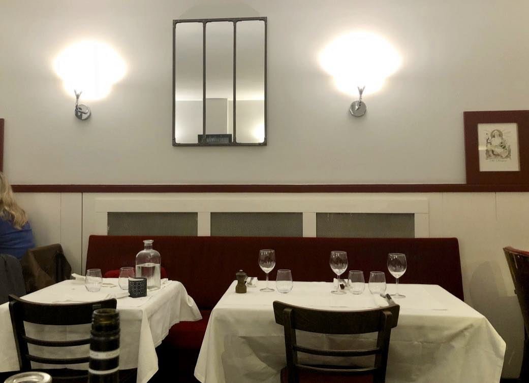 Au Bascou Restaurant