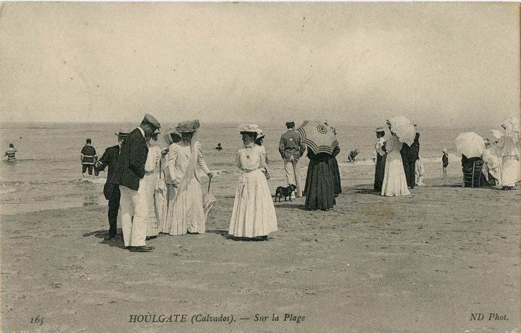Debussy at the Beach, Debussy à la Plage, Saint Germain en Laye