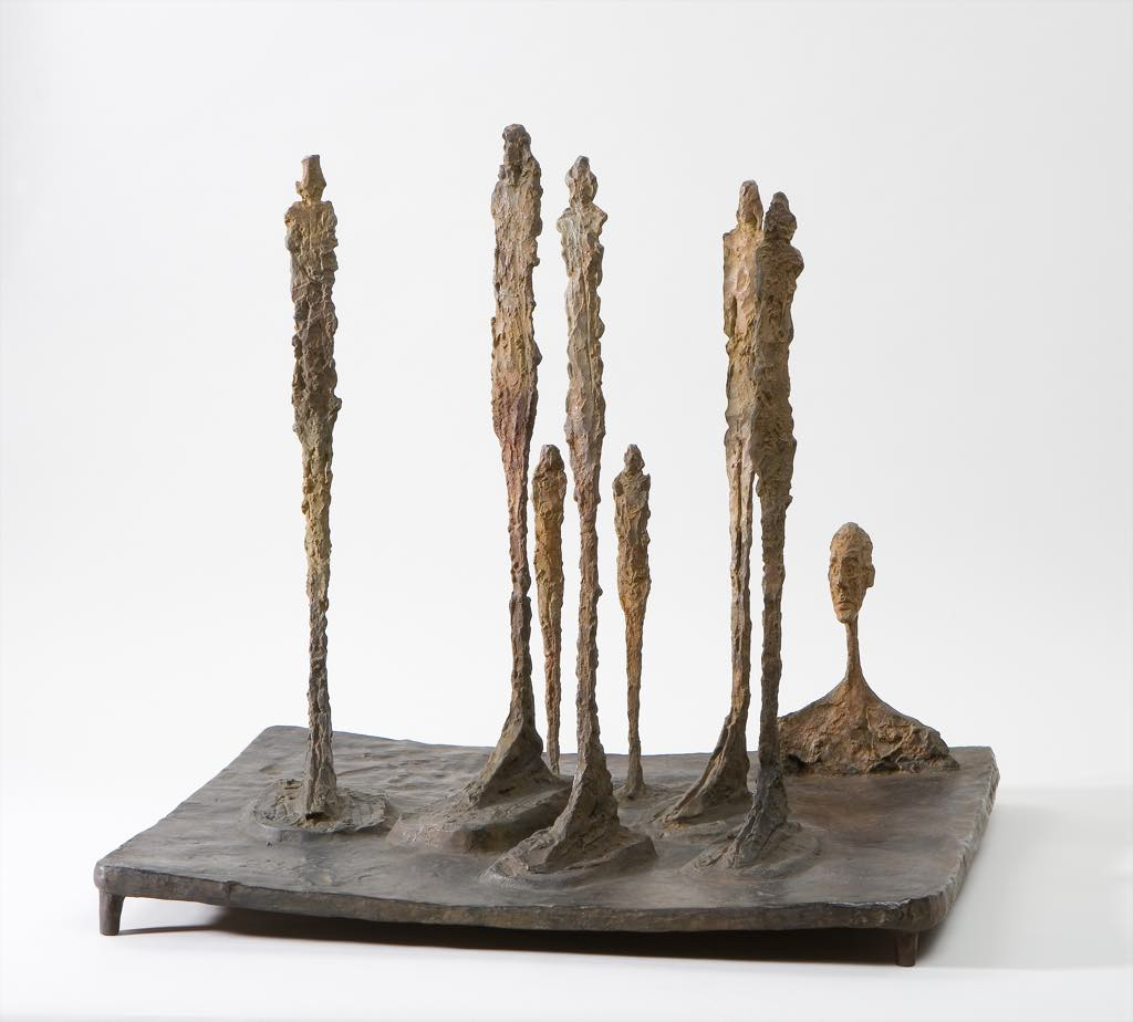 Giacometti: From Tradition to Avant-Garde