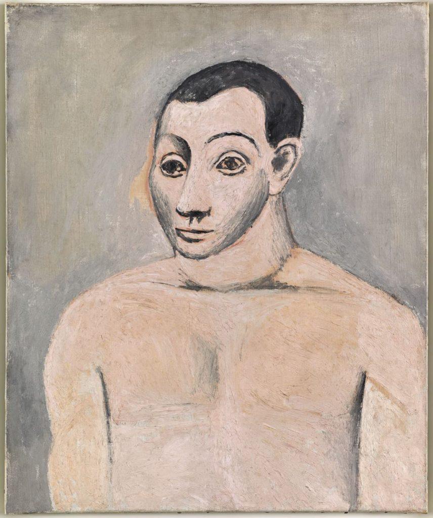 """""""Self-Portrait (1906). Musée National Picasso-Paris"""