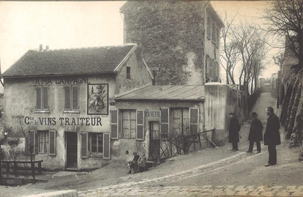 Le Lapin Agile, Paris