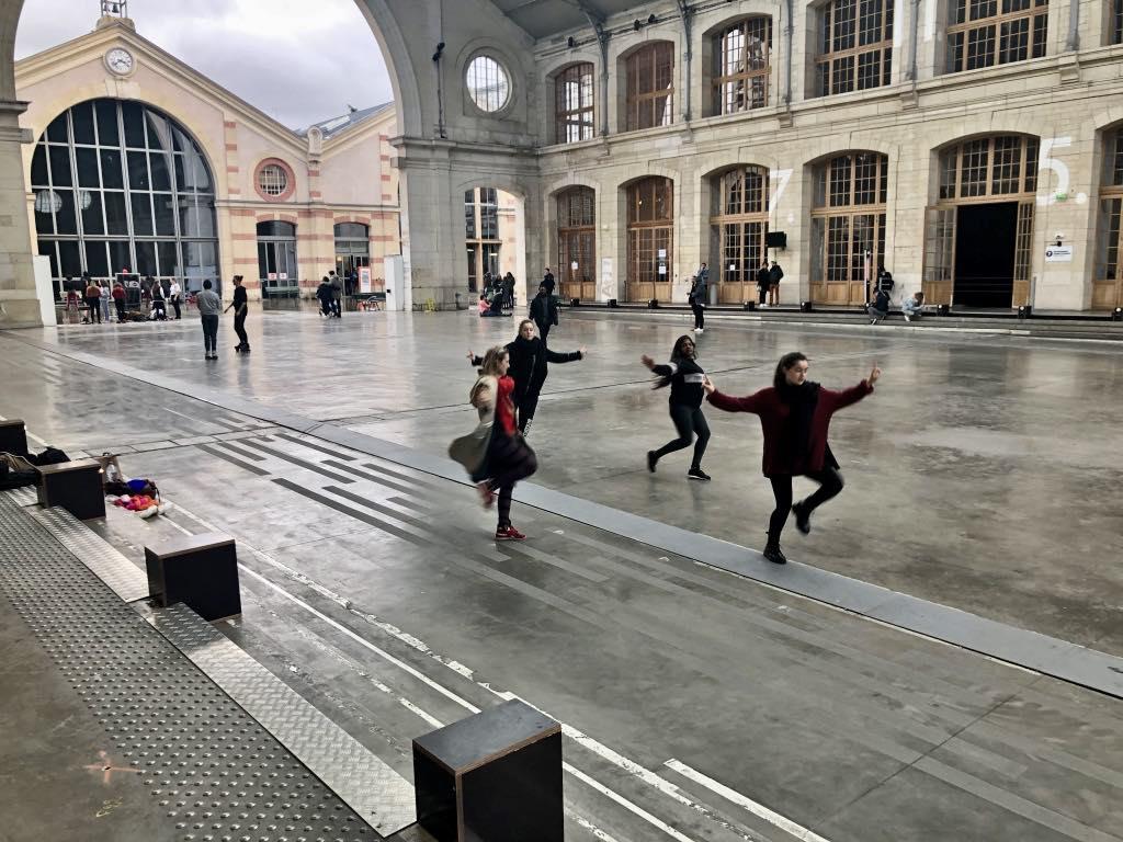 Pablo Valbuena: Si le Temps Est un Lieu