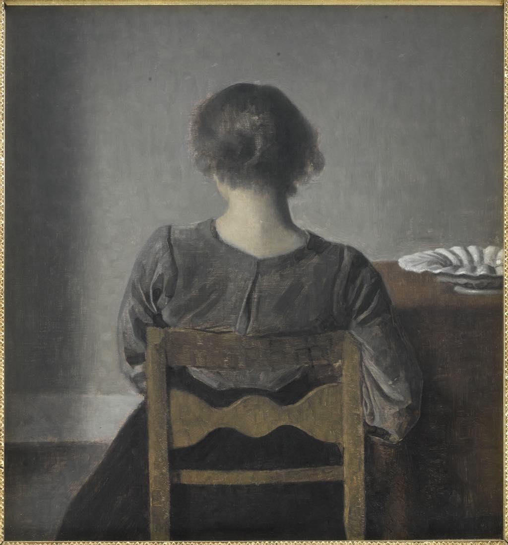 Hammershøi: Danish Painting Master