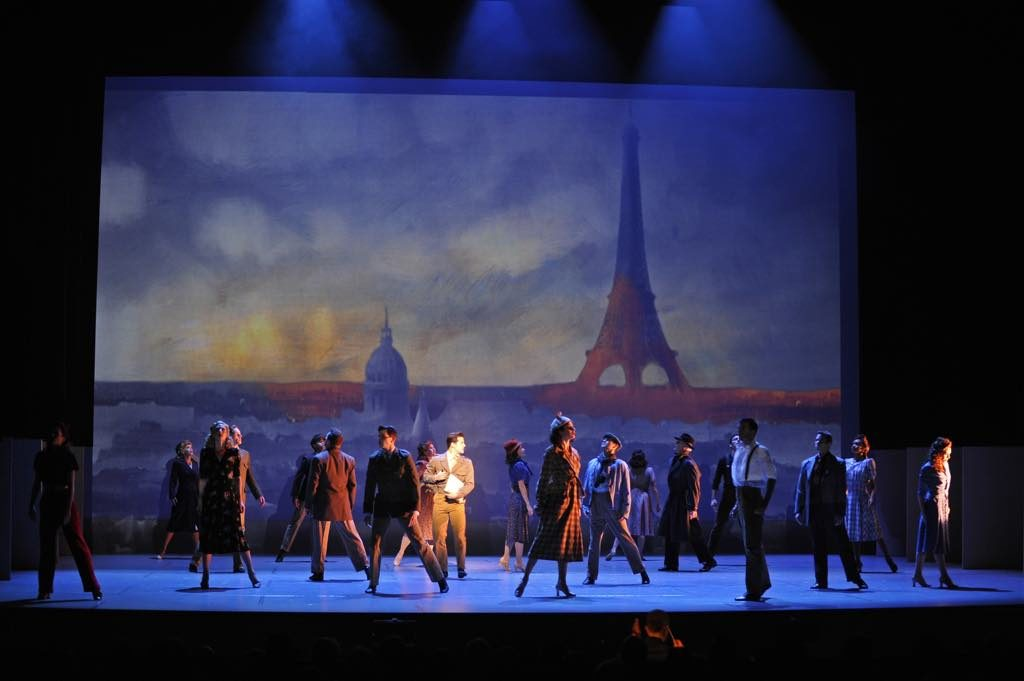The Théâtre du Châtelet's production of An American in Paris.