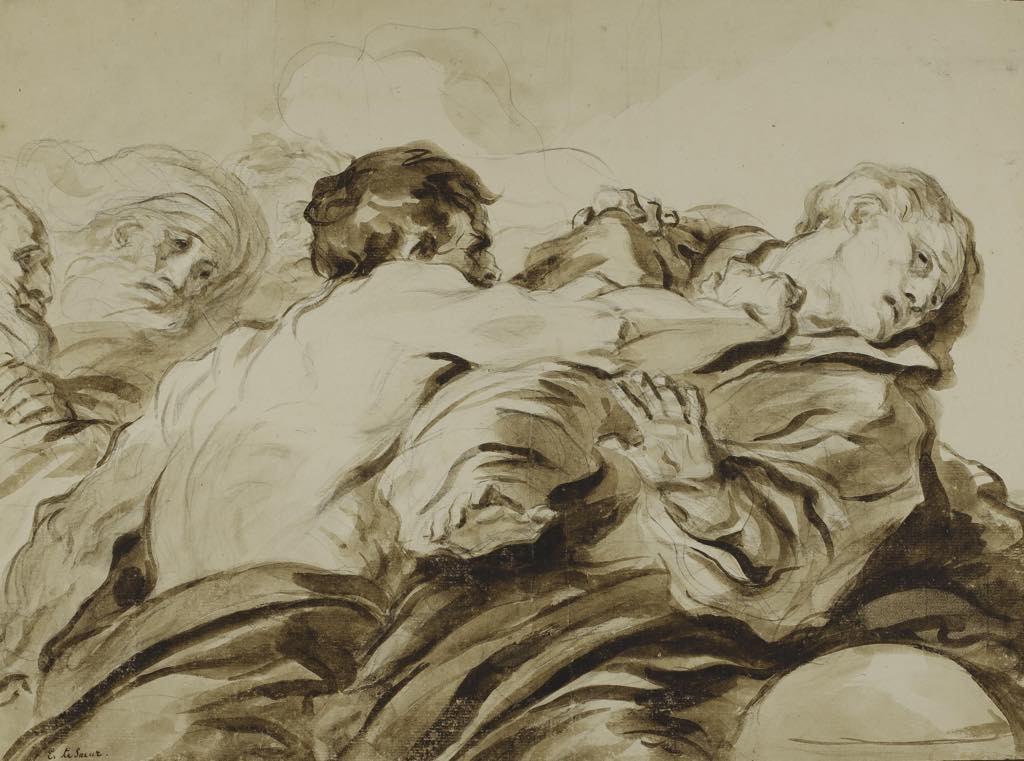 The Pushkin Museum: Five Hundred Years of Master Drawings