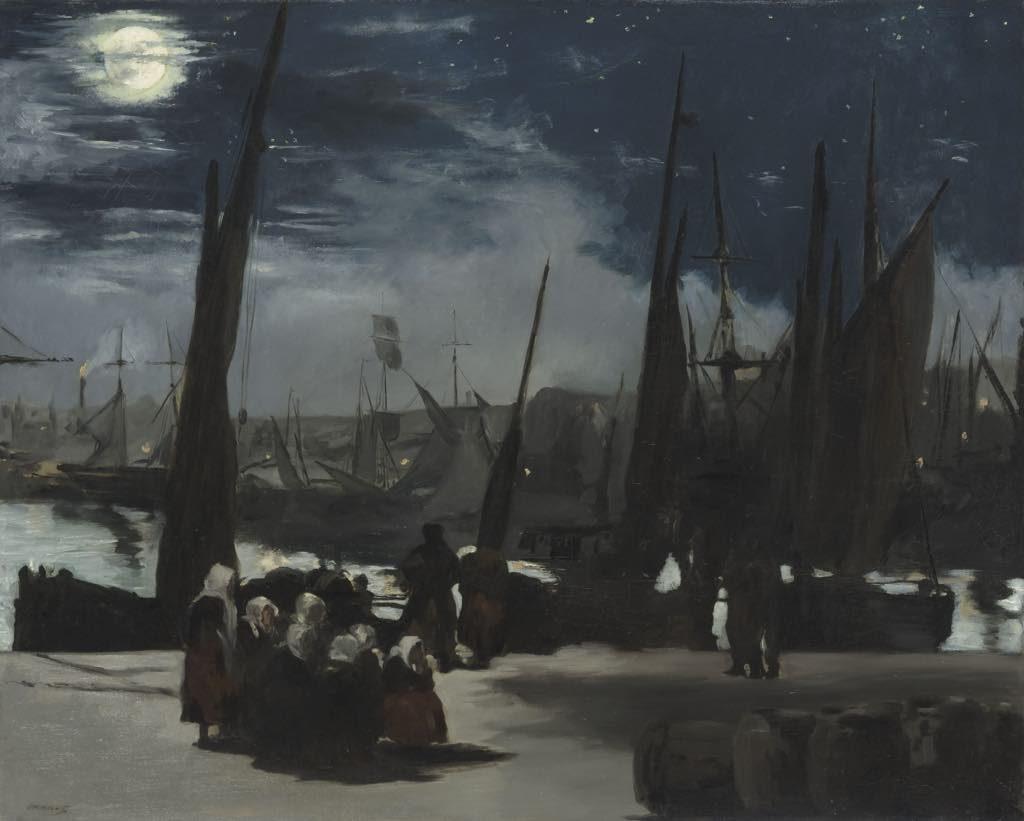 The Moon, Grand Palais Paris