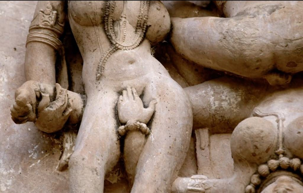 Talk of sex is verboten in the land of the Kama Sutra.