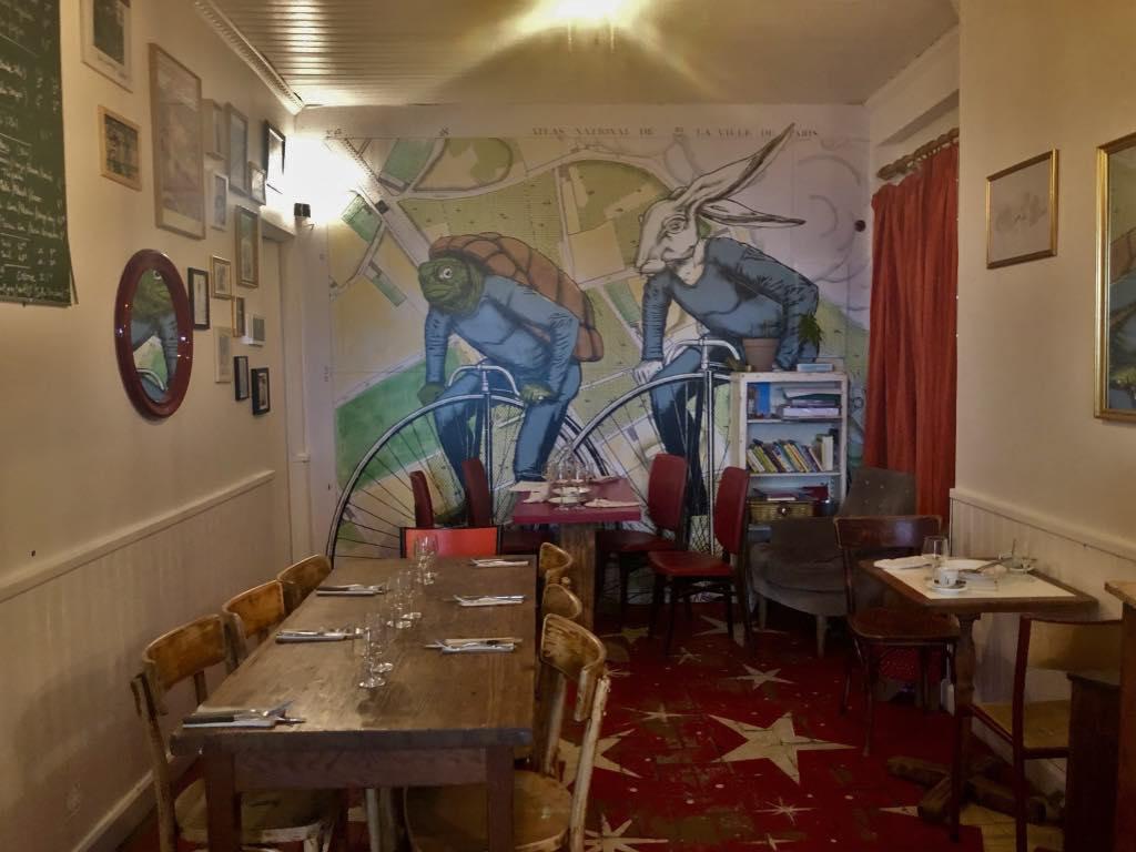 La Bicyclette Restaurant