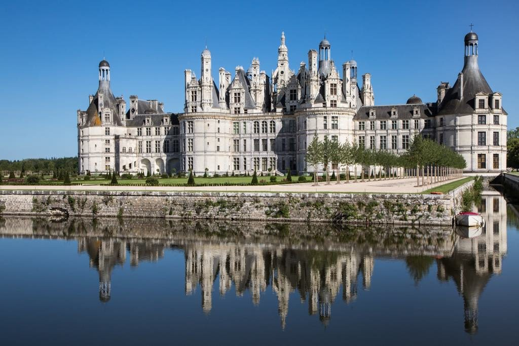 The Domaine National de Chambord.