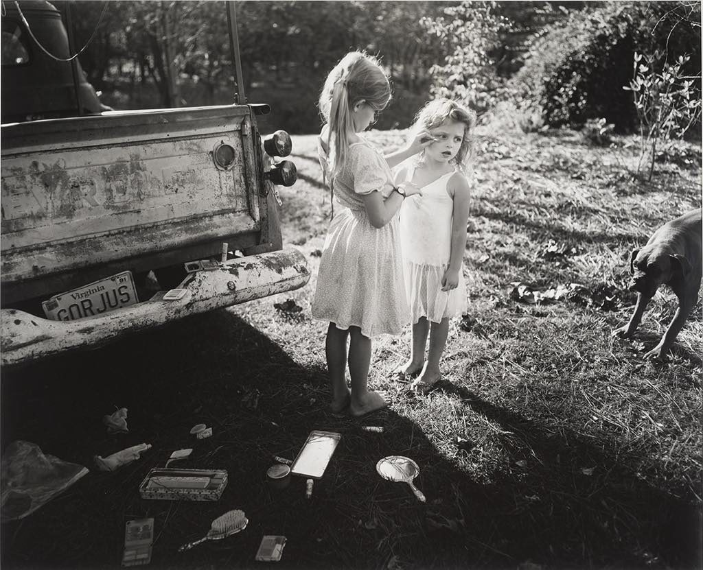 """Gorjus"" (1989). © Sally Mann"
