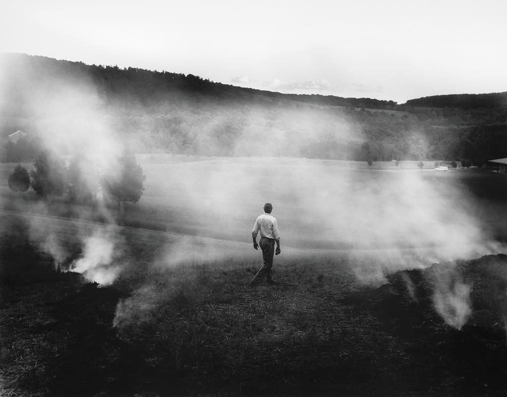 """The Turn"" (2005) © Sally Mann"