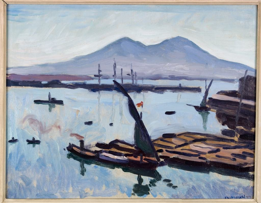 "Marquet: ""Naples"" (1908)."