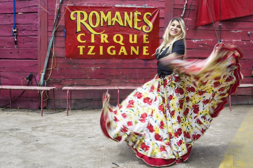 romani circus