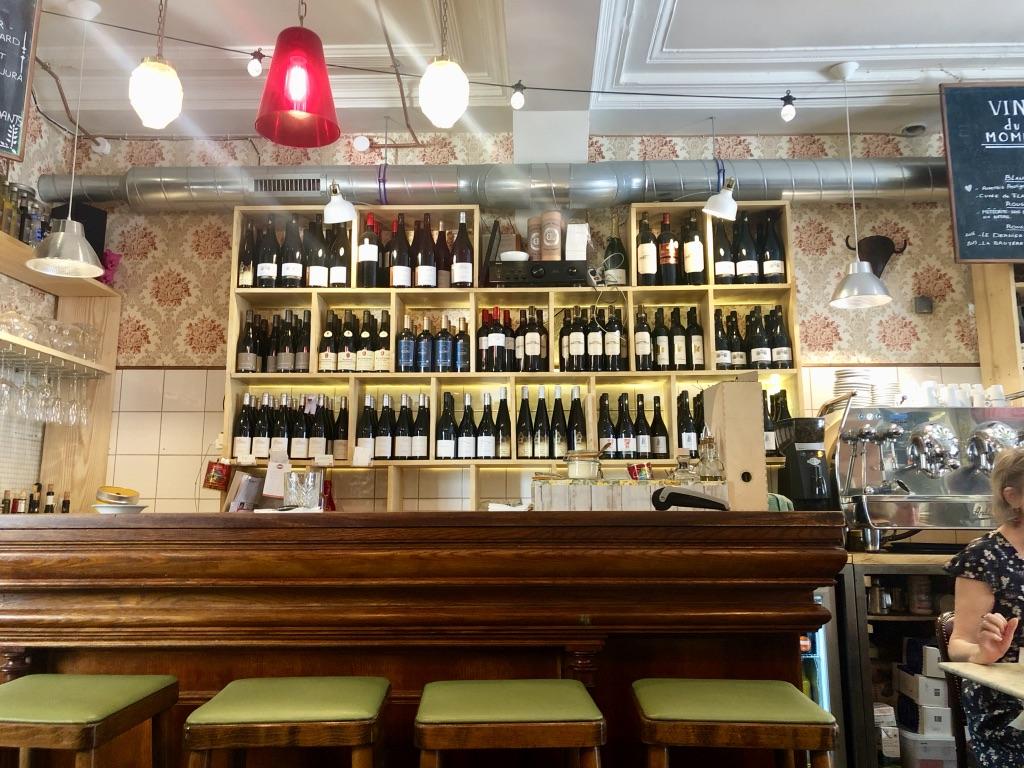La Bécane à Gaston Restaurant