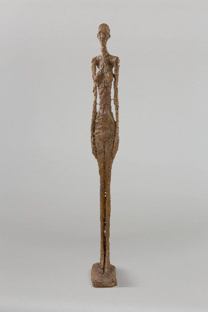 Grande Femme II, 1960. Giacometti